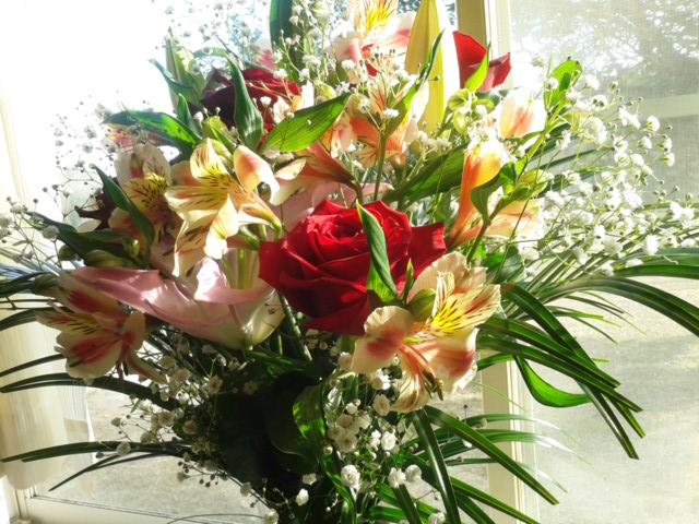 成人式花束