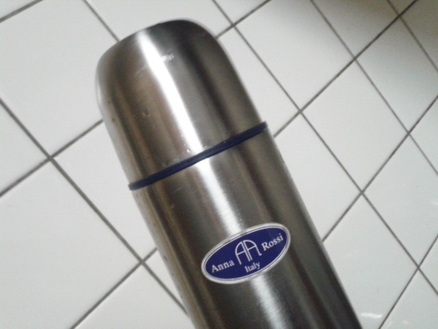 茶流痩々-定期購入1L用に使っているポット