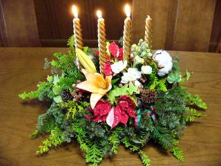 クリスマス礼拝。