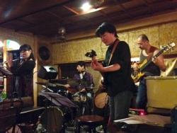 2013年10月31日 小島さんバンドat難波845