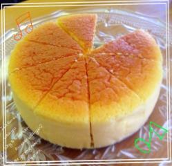 スフレチーズ