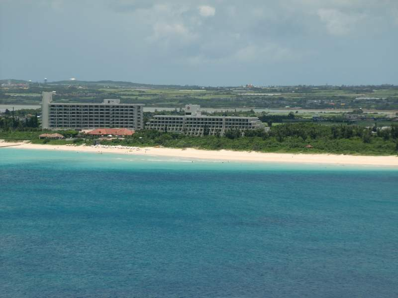 前浜の拡大