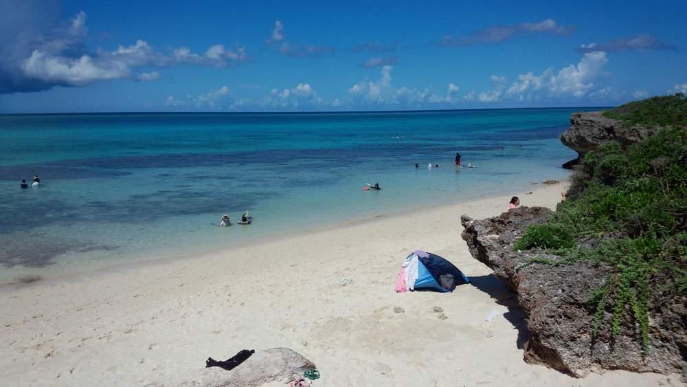 DSC_0049 池間島北側のビーチ