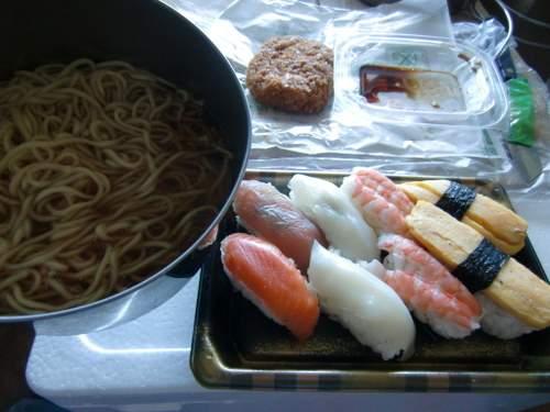 お寿司&ラーメン