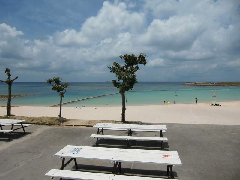 画像 011 トロピカルビーチ