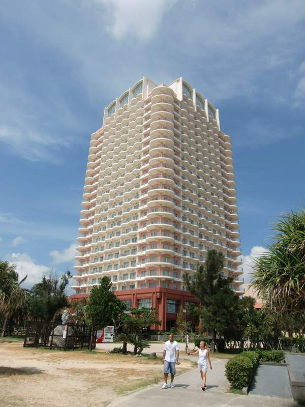 beach tower hotel