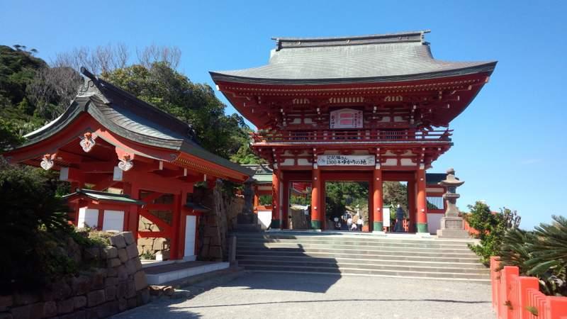 鵜戸神社1