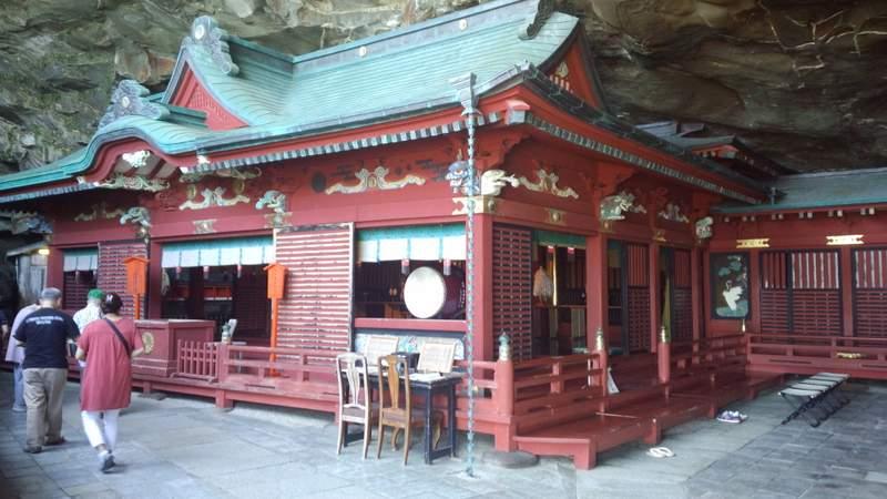 鵜戸神社本殿