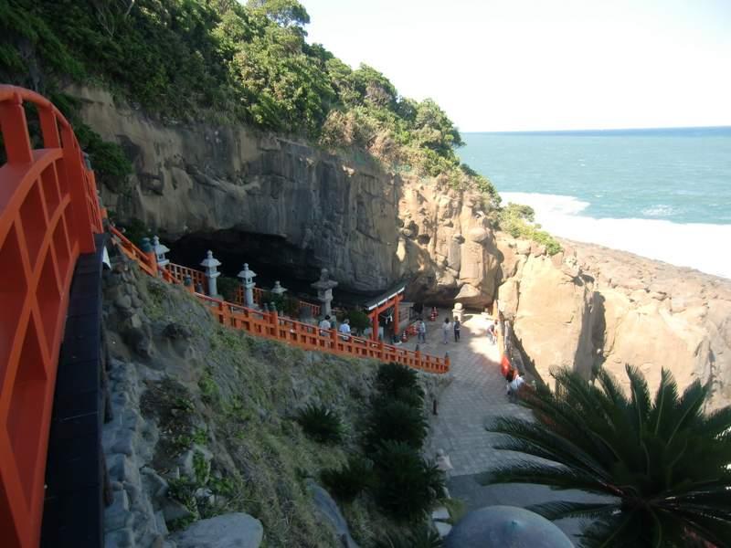 鵜戸神社階段