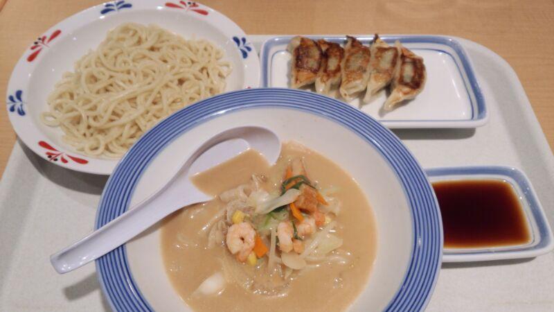 ちゃんぽんつけ麺