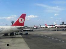 トルコのアタテュルク空港