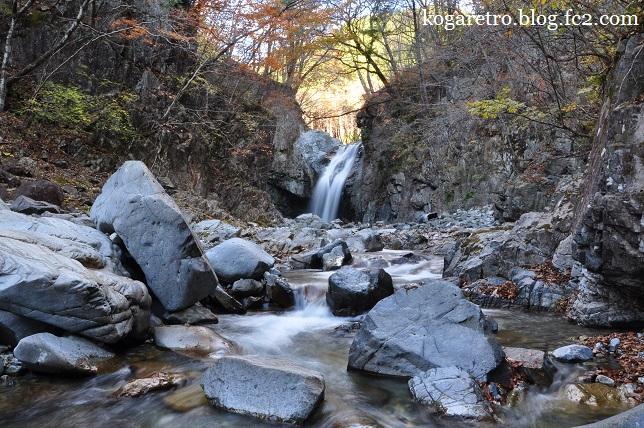 2014大芦渓谷の紅葉5