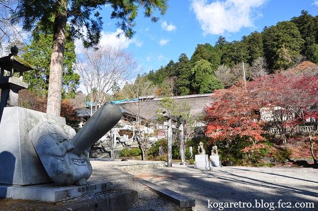 2014古峯神社の紅葉4