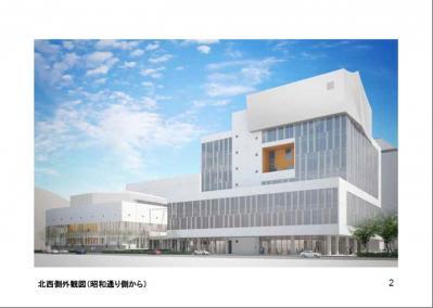 第一庁舎・市民会館