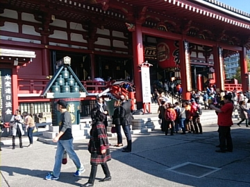2014浅草寺