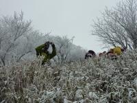雪景色 撮影のFj さん