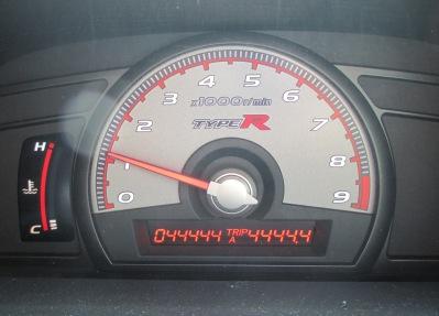 44444キロ