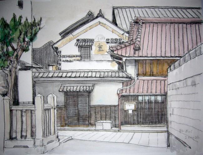 鞆の浦の街角 (650x496)
