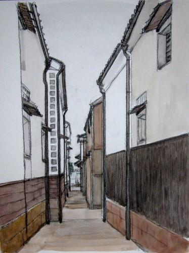 鞆の浦の街路 (374x500)