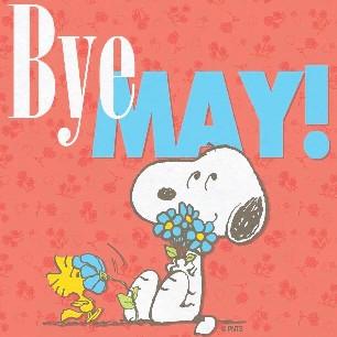 5月終わり