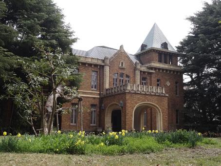 旧前田侯爵邸11