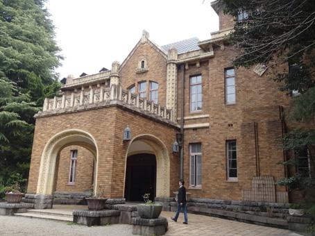 旧前田侯爵邸13