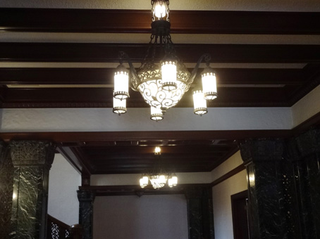 旧前田侯爵邸17