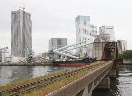 晴海橋梁2