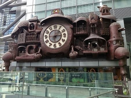 日テレ大時計2