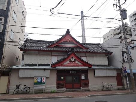 蔵前駅周辺17