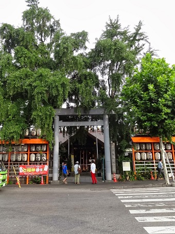波除神社1