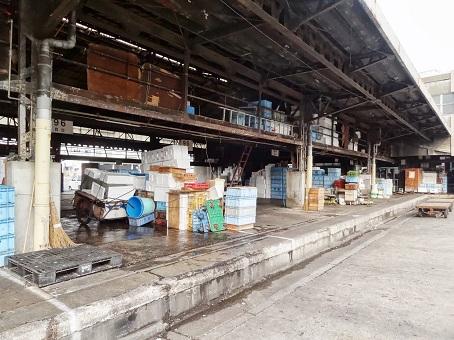 築地市場10