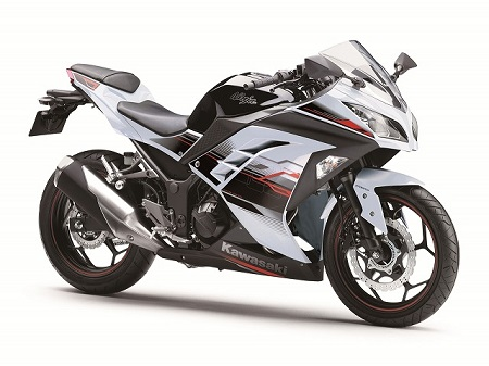 14Ninja 250 ABS Special  Editionパールスターダストホワイト