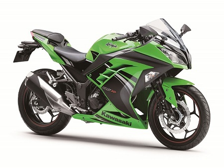 14Ninja 250 ABS Special Edition ライムグリーン