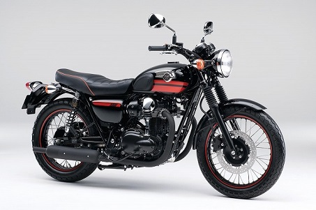 2014W800 Special Edition エボニー
