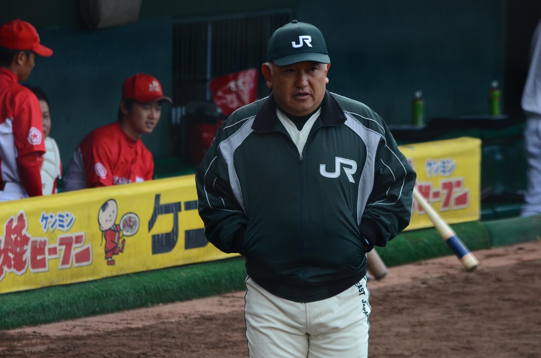 日々是広島東洋鯉 第27回JRグループ硬式野球大会 初日第一試合 ...