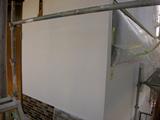塗装工事 外壁塗装完了