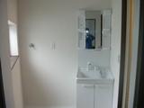 内部清掃完了 洗面脱衣室
