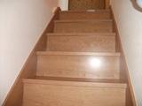 階段設置完了