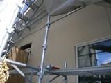 外壁サイディング完了