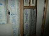 外廻り壁断熱材確認2