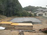 基礎工事土間配筋2 (1)