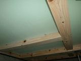 床根太レス合板敷き完了 断熱材確認(3)