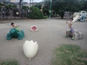 恐竜公園3