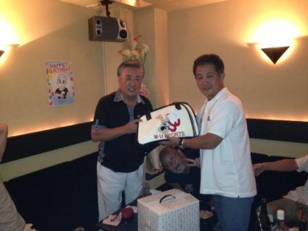 豊田さんおめでとうございます