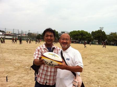 世良さんと征太郎
