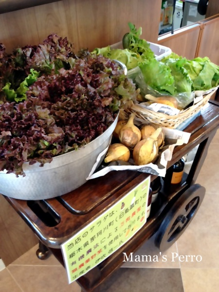 mamas vegtable wagon
