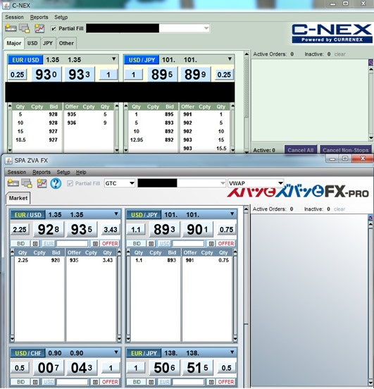 cnex vs sp