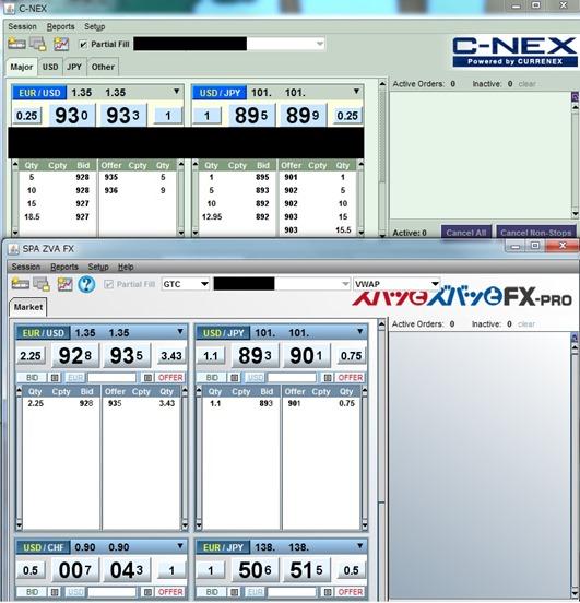cnex vs sp