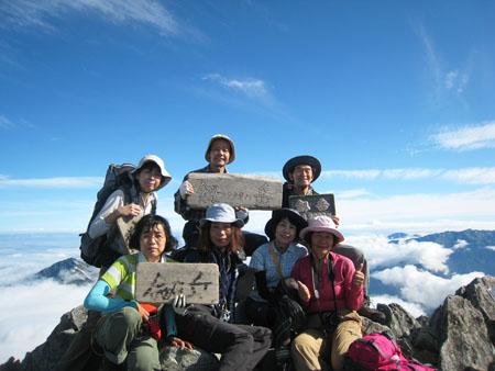 130803-剱岳山頂